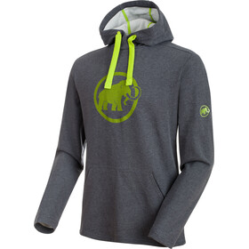 Mammut Logo Midlayer Men grey